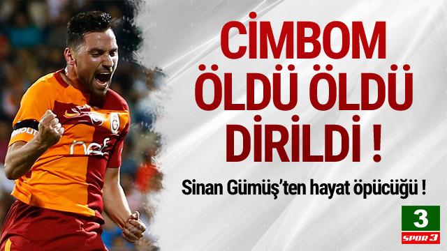 Galatasaray öldü öldü dirildi !