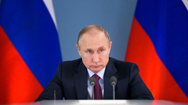 Putin: O uçağın düşürülmesi için emir verdim
