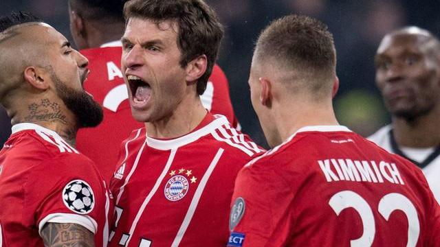 Bayern'in yıldızlarından Beşiktaş açıklaması
