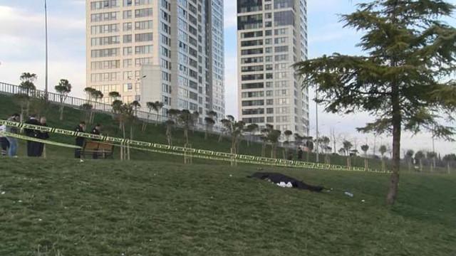 Zeytinburnu'nda boş arazide ceset bulundu !