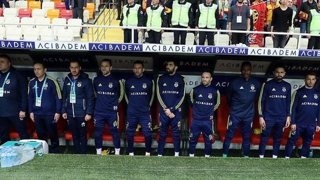 Fenerbahçe yedek kulübesinde servet yatıyor !