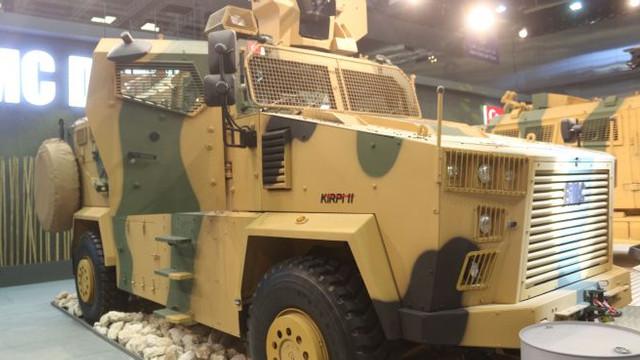 BMC'den Katar ordusuna zırhlı araç satışı !
