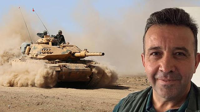 Abdullah Ağar: Afrin'de 15 bin terörist var