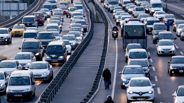 İstanbul'da sabah şoku ! Trafik felç oldu