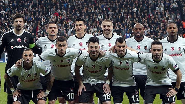 Beşiktaş Avrupa'da para bastı !
