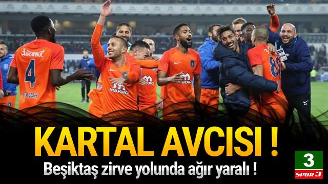 Beşiktaş ağır yaralı !