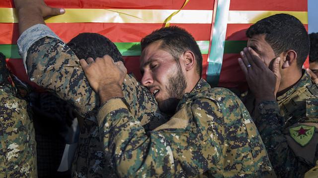 Rezalet ! Sony fotoğraf ödüllerinde YPG skandalı