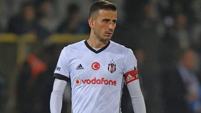 Oğuzhan Özyakup 5 yıl daha Beşiktaş'ta