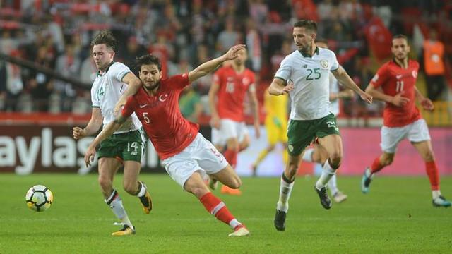 Türkiye - İrlanda: 1-0
