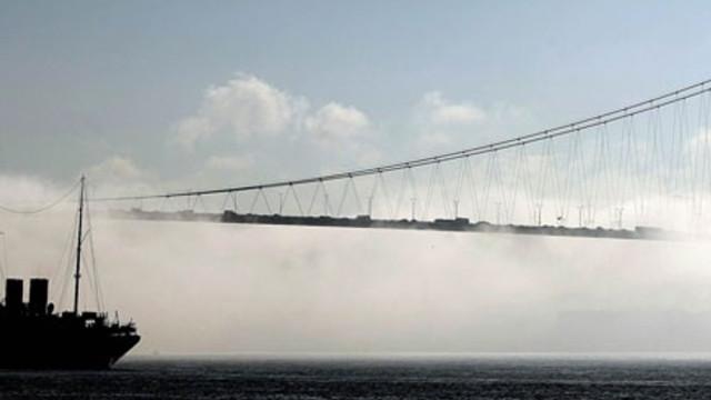 İstanbul Boğazı gemi geçişlerine kapatıldı !
