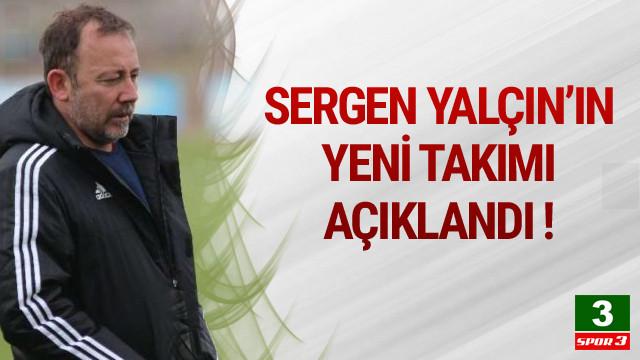 Sergen Yalçın Konyaspor'da
