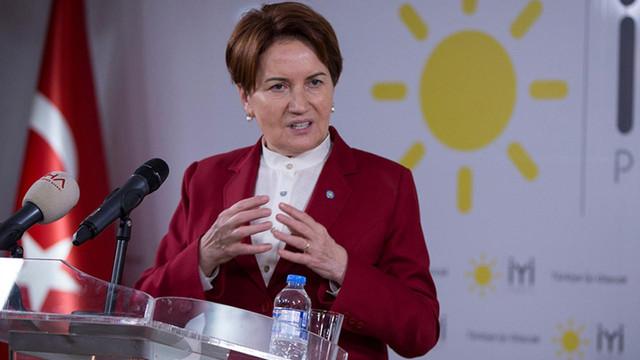 Akşener'den Emine Erdoğan'a çağrı
