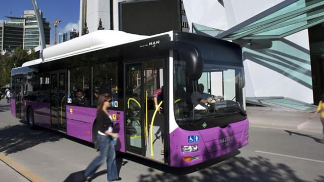 İstanbul'un özel halk otobüsleri kontak kapattı