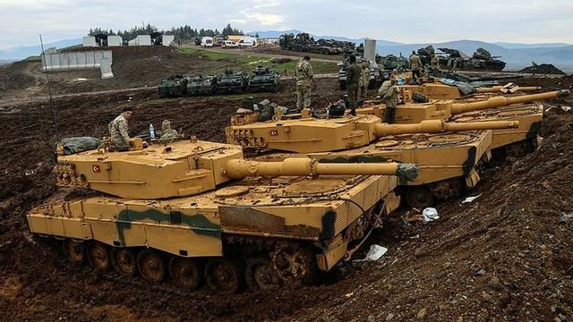 Afrin'de etkisiz hale getirilen terörist sayısı 3149'a yükseldi