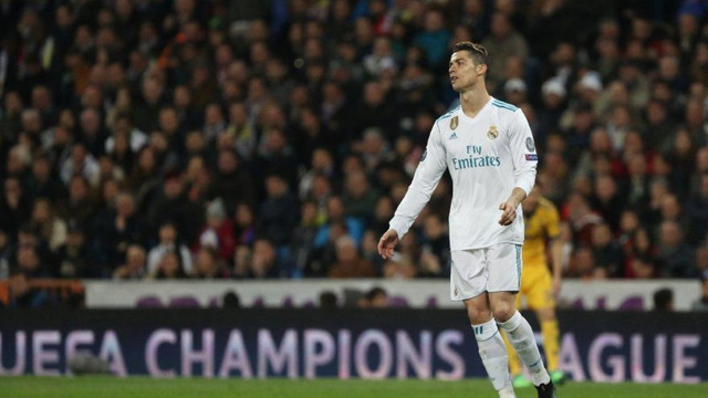 Ronaldo'nun penaltısı öncesi taciz zinciri !
