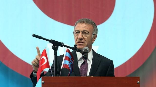 Trabzonspor'un borçlarına Ağaoğlu formülü !