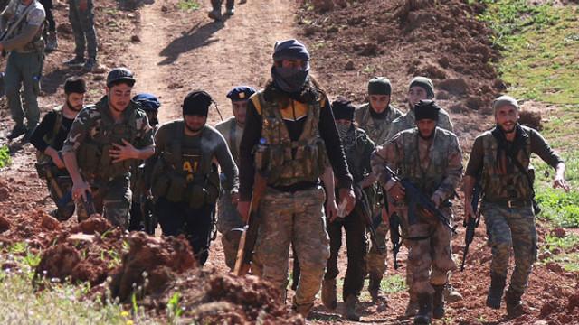 TSK ve ÖSO Afrin'in temizliğine devam ediyor