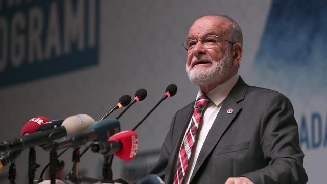 Karamollaoğlu AK Parti ile ittifak şartını açıkladı