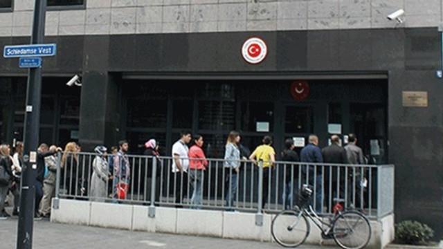 Türk Konsolosluğu'na saldıracaklardı... 4 kişiye gözaltı