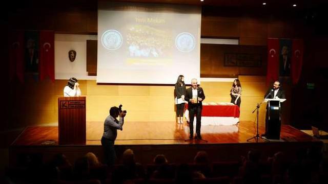 Boğaziçi Kültür ve Sanat Merkezi ilk ödülünü aldı