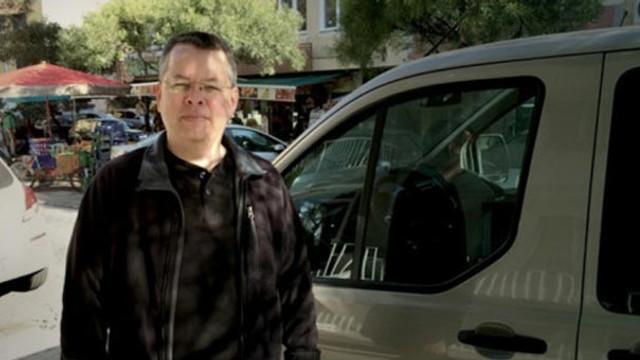 FETÖ'den tutuklu ABD'li rahip hakkında karar verildi