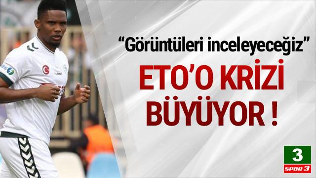 Antalyaspor'da Eto'o krizi büyüyor !