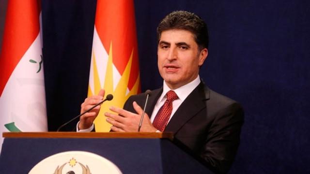Barzani'den peşmerge açıklaması