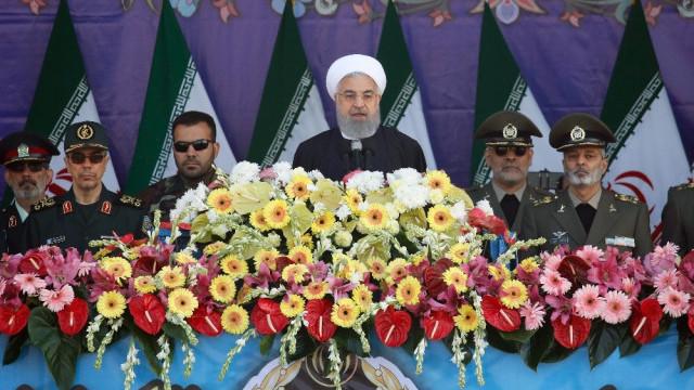 İran resti çekti: İhtiyacımız olan her silahı üreteceğiz
