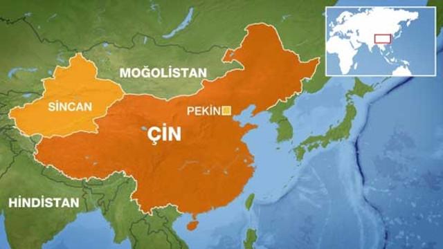 ''Sincan'da 10 binler gözaltına alındı''