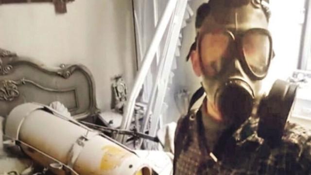 Esad'ın kimyasal bombası Türkiye'ye getiriliyor !