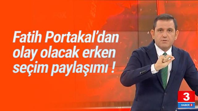 Fatih Portakal'dan CHP'ye çok sert tepki: ''Anlamış değilim!''