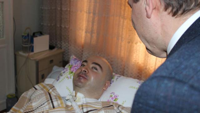 Boynu ağrısıyla başladı, ölümden döndü !