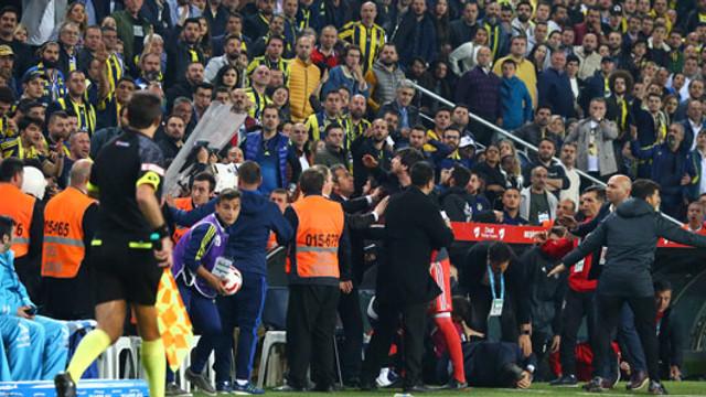 Beşiktaş hükmen yenilginin kıyısından dönmüş !