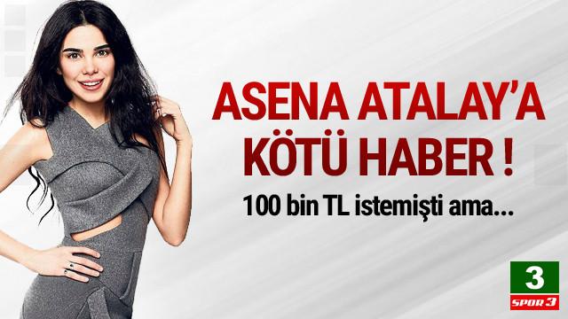 Mahkemeden Asena Atalay'a kötü haber !