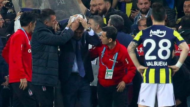 Beşiktaşlı yöneticilerden çok sert tepki