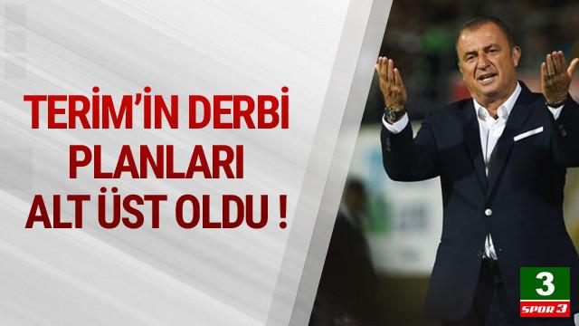 Serdar Aziz'in cezası Fatih Terim'in planlarını bozdu