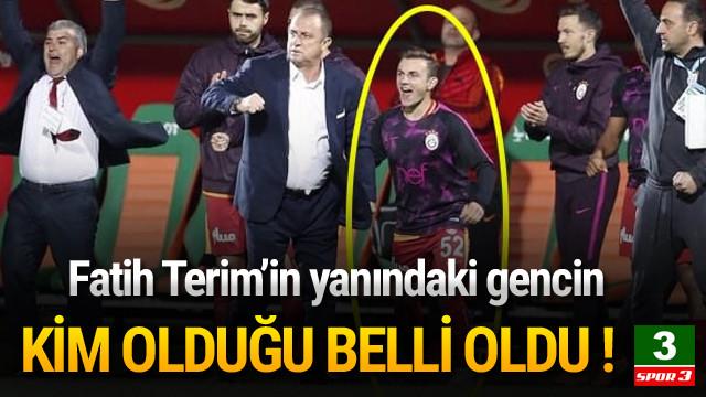 Fatih Terim'in yanındaki isim Celil Yüksel