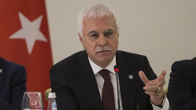 İYİ Partili Koray Aydın: ''Çatı aday istemiyoruz''