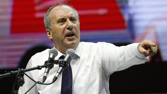 Muharrem İnce: ''Erdoğan'a oy veririm''