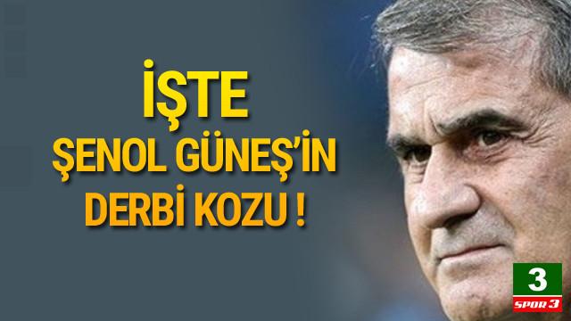Şenol Güneş Galatasaray'ı böyle yıkacak !