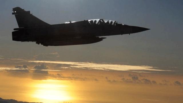 Çin savaş uçakları havalandı !