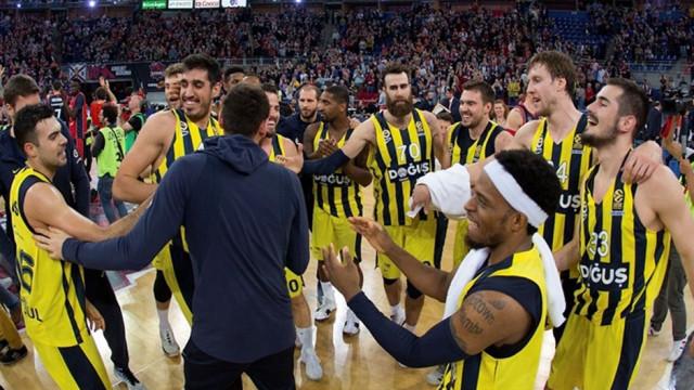 Fenerbahçe üst üste 4. kez Final-Four'da !