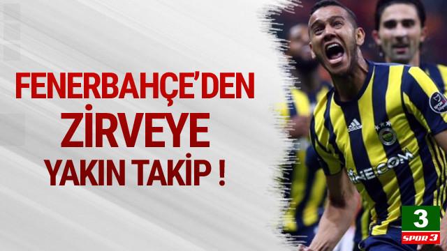 Fenerbahçe 'paşa'lar gibi !