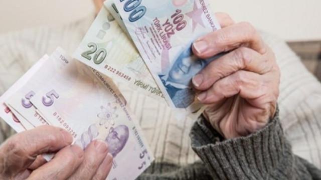 Milyonlarca emeklinin maaşına ''beşli'' iyileştirme geliyor !