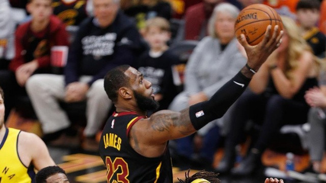 Cleveland Cavaliers yarı finalde !