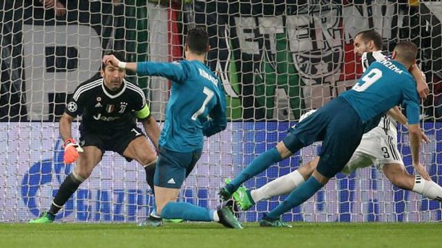Real Madrid Juventus'u dağıttı !