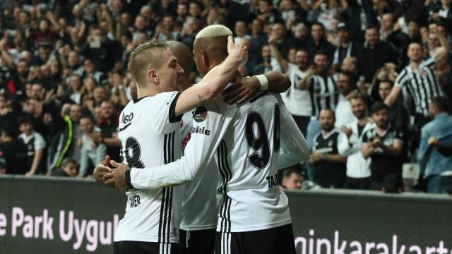 Beşiktaş - Göztepe: 5-1