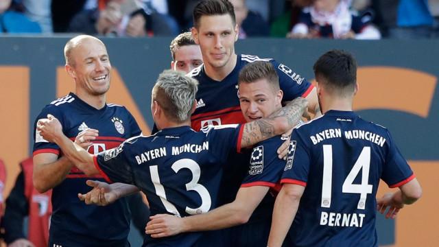 Bundesliga'da şampiyon Bayern Münih !