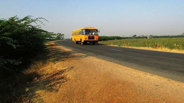 Çocukları taşıyan otobüs kaza yaptı ! Can pazarı: 27 ölü