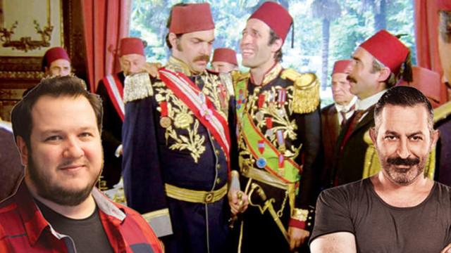 İki ünlü komedyene ''Tosun Paşa'' reddi !